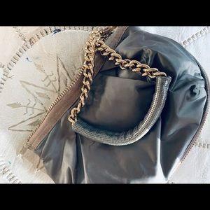 Henri Bendel discontinued silvers wristlet